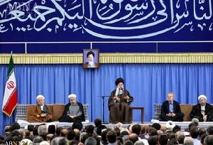 Imam Khamenei: US in a fight on Islam, Iran, Shia Muslims