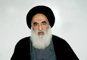 Iraq: Grand Ayatollah Sistani Urges Int'l Cooperation in Fig...