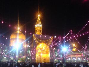The Happy and Auspicious Birthday Anniversary of Imam Reza (...