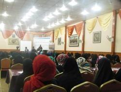 Womens Right to Education in View of Islam Conference in Afg...