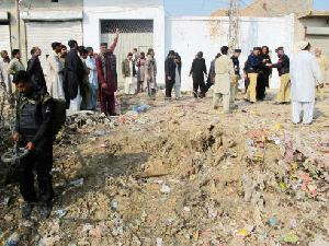 Bomb blast at Muharram procession in Pakistan kills 7, injur...