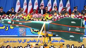 Iran unveils a new drone, two missile systems