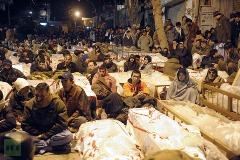 Shia protest in Quetta ends; funeral prayer for more than 85...