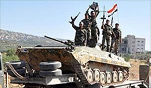 Syria: Army Inflicts Heavy Losses on Terrorists across count...