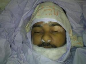 Shia noha khwan martyred